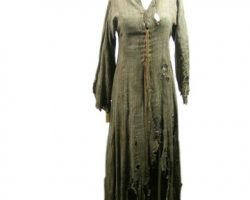 King Arthur Guinevere (Keira Knightley) Costume