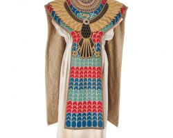 """Cleopatra's brother """"Pharaoh Ptolemy XIII"""" costume from Cleopatra"""