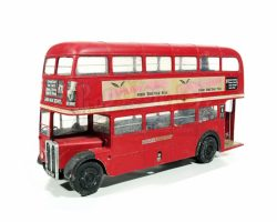The Avengers Red London Double Decker Routemaster Bus Miniature