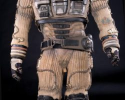 """Bruce Willis """"Harry Stamper"""" Asteroid Space Suit From Armageddon"""
