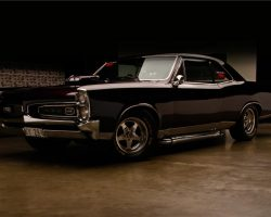 "1967 PONTIAC GTO CUSTOM HARDTOP ""XXX MOVIE CAR"""