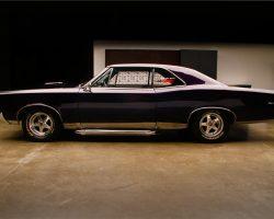"1967 PONTIAC GTO CUSTOM HARDTOP ""XXX MOVIE CAR"""