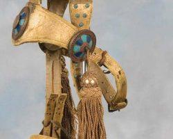 Yul Brynner horse headpiece – The Ten Commandments