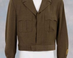 Charlton Heston coat – Private War of Major Benson