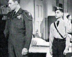 Charlton Heston coat – Private War of Major Benson