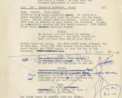 Roald Dahl original screenplay You Only Live Twice