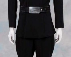 Imperial officer costume from Star Wars A New Hope