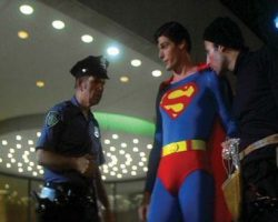 Christopher Reeve complete Superman costume