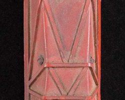 Miniature Tyrell building elevator – Blade Runner