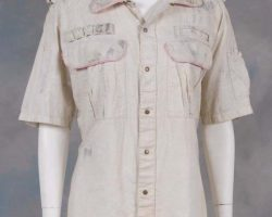 Sigourney Weaver Ellen Ripley white shirt – Alien