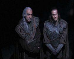 Christopher Lambert costume from Highlander II