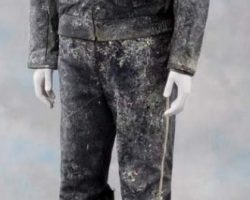 Robert Patrick final freeze costume – Terminator 2