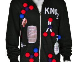 "Channing Tatum ""Jenko"" hoodie from 21 Jump Street"