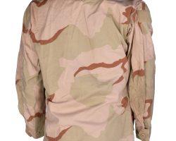 "Tom Sizemore ""McKnight"" U.S. Army camouflage jacket from Black Hawk Down"