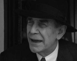 """Martin Landau """"Bela Lugosi"""" facial appliances from Ed Wood"""