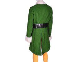 "Complete Will Farrell hero ""Buddy"" elf costume from Elf"
