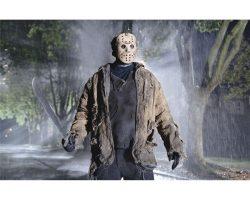 Jason Voorhees stunt machete from Freddy vs. Jason