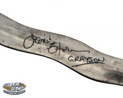 """James Horan """"Grayson"""" hero sword from the Highlander TV episode """"Band of Brothers"""""""