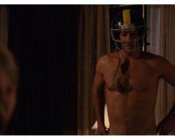 "Thomas Jane screen-used ""Ray Drecker"" football helmet from Hung"