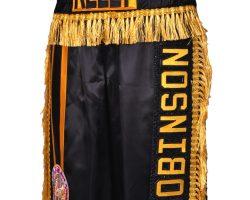 "Eddie Murphy ""Kelly Robinson"" boxing shorts from I-Spy"