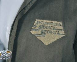 """""""International Parcel Service"""" driver's jacket from King of Queens"""