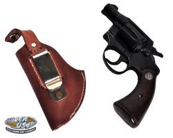 """""""Bud White"""" stunt gun & holster from L.A. Confidential"""
