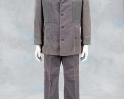Johnny Depp leisure suit from Donnie Brasco
