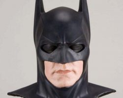 George Clooney cowl from Batman & Robin