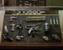 Alien Carbonizer pistol from Men In Black