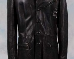 Will Smith hero leather jacket from I, Robot