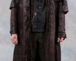 Hugh Jackman signature costume from Van Helsing