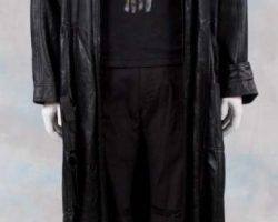 Thomas Jane signature costume from The Punisher