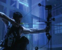 Thomas Jane signature costume from The Punisher