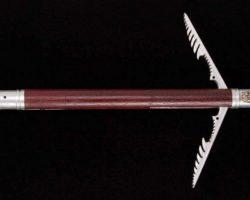 Original prop grappling hook from Daredevil
