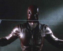 Original Ben Affleck Daredevil hero costume