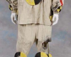 Jim Carrey crash test costume Grinch Stole Xmas