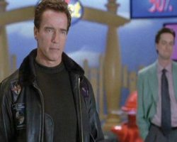 Arnold Schwarzenegger bomber jacket – The 6th Day