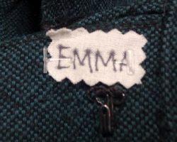 MAGNIFICENT 7 EMMA CULLEN HALEY BENNETT SCREEN WORN SHIRT SKIRT BELT SHOES CH 3