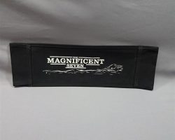 MAGNIFICENT 7 BOGUE PETER SARSGAARD PRODUCTION USED DIRECTOR'S CHAIR BACK