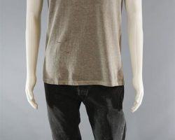 BABY DRIVER BABY ANSEL ELGORT SCREEN WORN JACKET SHIRT PANTS & SHOES CH 11