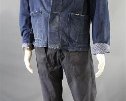 THE DARK TOWER INNOCENT LOOKING MAN ROBERTO MEYER SCREEN WORN COSTUME CH 1 SC 88