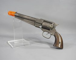 THE DARK TOWER STEVEN DENNIS HAYSBERT SCREEN USED HARD PLASTIC PROP GUN