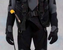 Matt Damon wetsuit costume – The Bourne Identity