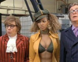 Michael Caine costume Austin Powers in Goldmember