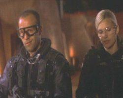 Jason Statham Mars Police uniform Ghosts of Mars
