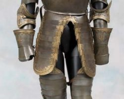 James Purefoy jousting armor from A Knight's Tale