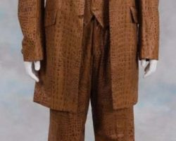 Chris Tucker alligator print suit – Rush Hour 2