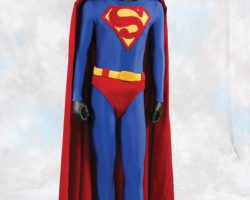Dean Cain Superman costume from Lois and Clark