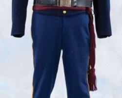 John Wayne costume from Fort Apache