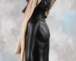 John Derek headdress from The Ten Commandments